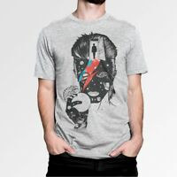 David Bowie Original Art T-shirt, Ziggy Stardust Tee, Men's Women's All Sizes