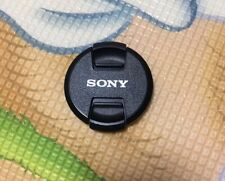 Sony NEW Snap On Lens Cap 49mm Cover Dust Protector For SONY E-MOUNT NEX Lens