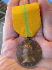 Original WWI Belgium King Albert Veterans Medal  ~ BIG COLLECTION!!!