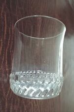 East Liverpool Glass Co  Ball and Swirl Design Tumbler  Antique