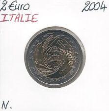 2 Euros - ITALIE - 2004 // Qualité: Neuve