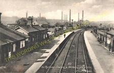 Gorseinon Railway Station Photo. Pontardulais - Gowerton. Swansea Line. (6)