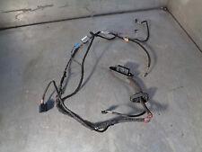 BMW E60 E61 2004-2010 530D LCI 530d MSport left front Door wiring loom 9163051