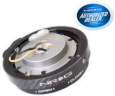 NRG Steering Wheel Quick Release Thin Version Carbon Fiber SRK-400CF