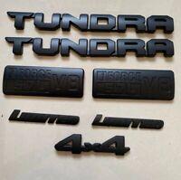 NEW Toyota Tundra 2014-21 Emblem Overlay Kit Limited 4x4 Emblems PT948-34181-02