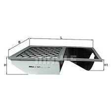 Filtre à air element-mahle LX3603-s' adapte iveco vans-genuine part