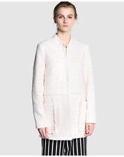 Manteaux et vestes rose coton pour femme taille 36