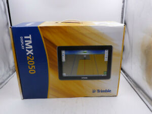 TRIMBLE TMX-2050 96500-5 DISPLAY W/ FMX PLUS NEW