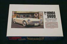 Arii Honda S600 1/32 kit or slot car conversion - Owners Club Series No.3