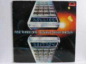 The Hollies – LP – Five Three One - Double Seven O Four / Polydor 2374 140