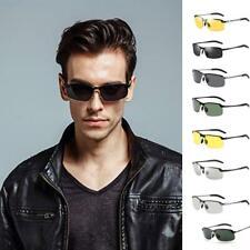 1 Pcs Men's Alloy Sunglasses Polarized Transition Lens Sun Glasses