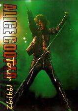 ALICE COOPER 1992 HEY STOOPID TOUR CONCERT PROGRAM BOOK / NMT 2 MNT