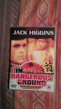 Jack Higgins' On Dangerous Ground DVD (2003) Rob Lowe