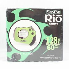Rio Chiba Sobe Energy Drink Special Edition 128Mb 60 Song Mp3 Player New