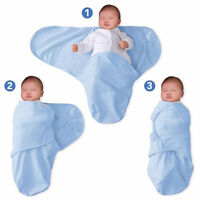 AU_ AG_ Newborn Baby Swaddle Wrap Bedding Blanket Infant Sleeping Bag Warm Wrap
