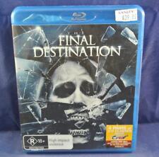 THE FINAL DESTINATION 4 3D Blu Ray Movie Aus Region B Like New Free Postage