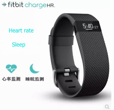 Fitbit Charge HR Activity, Heart Rate, Sleep Wristband BLACK FRIDAY SALE Large