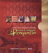 Malaysia 2009 Traditional Wedding Costumes complete booklet MNH