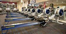 Concept 2 rowing machine, Model D, Supplied By EVOFLOW, 12 Months Warranty