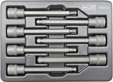 """3/8"""" Sockets BALL HEX ALLEN  7pc Extra Long 110mm - 3mm 4 5 6 7 8 10mm WW7023-3"""