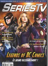 SERIES TV N° 71--LEGENDS OF DC COMICS/PRISON BREAK/BUFFY/SUPERNATURAL
