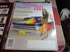Vintage Fuel magazine Volume 2 Number 2