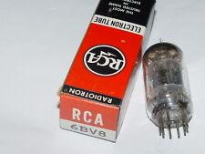 RCA 6BV8 NOS VALVE TUBE