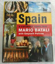 """Spain: A Culinary Road Trip Cookbook"" (Gwyneth Paltrow): Spanish Cuisine Tapas"