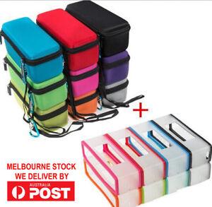 Travel Carrying Hard Case + Soft Cover for Bose Soundlink I II 1 2 Mini Speaker