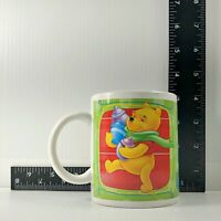 Disney Winnie The Pooh & Friends Coffee Mug Cup Winnie~Tiger~Roo Collectible Cup