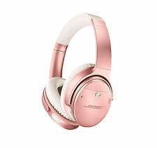 Bose QuietComfort 35 Series II Rose Gold Wireless Noise Cancelling Headphones