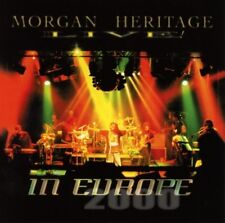 MORGAN HERITAGE - LIVE IN EUROPE 2000  CD NEW+