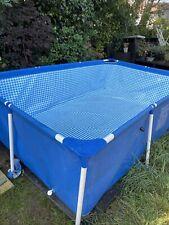 intex swimming pool 3m by 2m