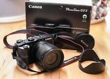Canon PowerShot G3 X 20.2 MP Digitalkamera - Schwarz