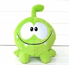 New cut the rope Green Frog 20cm my om nom plush Toy Gift