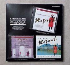 CD AUDIO MUSIQUE / COFFRET DU BICENTENAIRE MOZART 1791-1991 ÉDITION LIMITÉE NEUF
