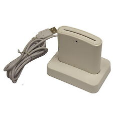 Heavy Duty Smart Card Reader DOD APPROVED CAC Access Card Reader SCM SCR3311