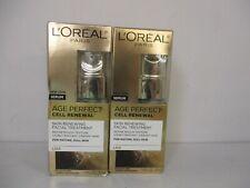 2 L'OREAL AGE PERFECT CELL RENEWAL FACIAL TREATMENT 1 OZ EA EXP: 3/21+ JL 11957