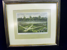 Currier and Ives-Baseball-Print-plate 80