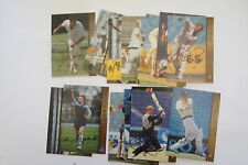1996/97 Cricket Victorian Bushrangers set 20 cards