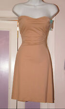 NWT Assets Convertible Slip Dress Large L Nude