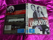 MR. & MRS. SMITH UNRATED (2 DISC) : (DVD, M)