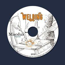 Welding, Arc, Oxyacetylene – Vintage Books Collection 39 PDF E-Books on 1 DVD