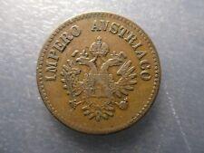 AUSTRIA VENECIA VENECIA LOMBARDO VENETO 10 CENTESIMI 1852 V