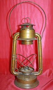 alte Petroleumlampe FEUERHAND FEUERSCHIFF 225 - kerosene lamp lantern