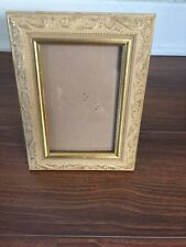 4x6 Rectangle Gold Picture Frame Tabletop Home Decor