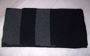 MENS STAFFORD SCARFS BLACK/GREY ONE SIZE FIT ALL NEW WITH TAGS MSRP$34