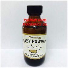 BABY POWDER ~ PREMIUM FRAGRANCE DIFFUSER WARMER ESSENTIAL OIL BIG 2OZ L@@K!