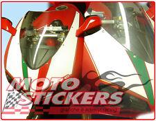 DUCATI 1098 1198 - Tabella adesiva anteriore tricolore