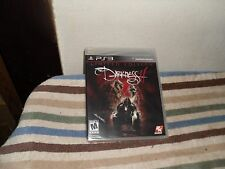 The Darkness II  (Sony Playstation 3). Brand new, factory sealed. US Seller.